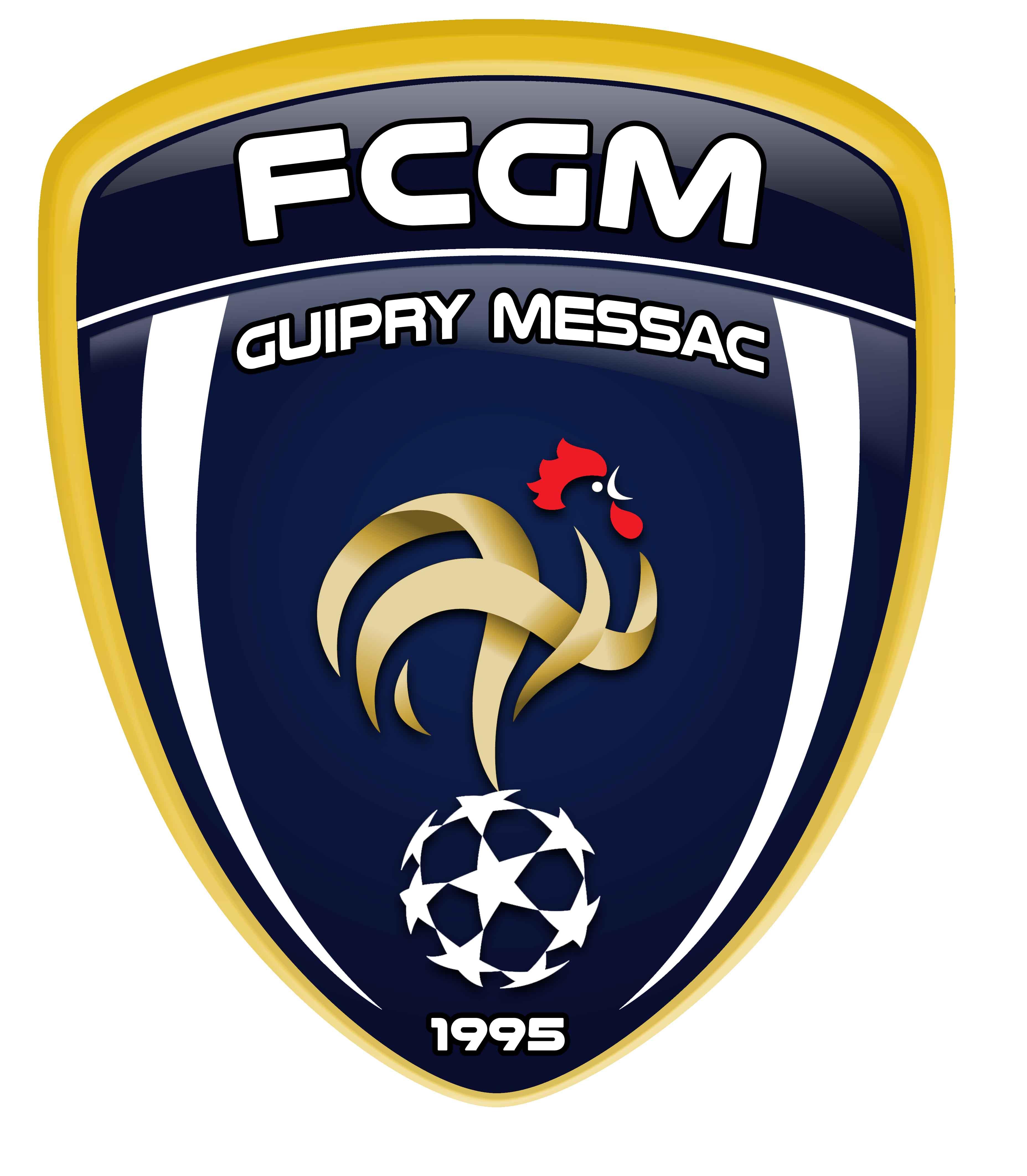 Le logo football club guipry messac - Logo club foot bresil ...