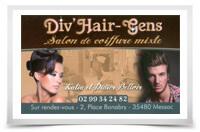 Div Hair Gens